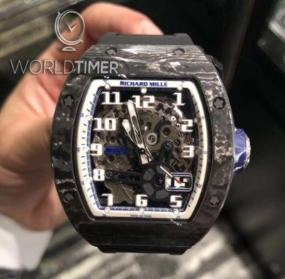 Richard Mille [2016 USED][LIMITED 50 PIECE] RM 029 Japan Blue NTPT Watch