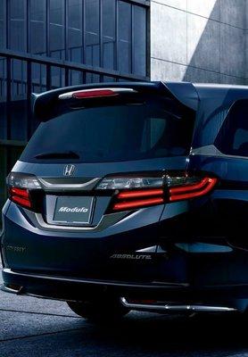 Honda 本田 Odyssey 2.4 RC 專用 小改款 日本 原廠 Modulo 選配 尾翼
