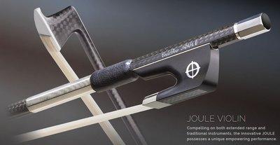 皇家樂器~全新美國Coda Bow Joule Carbon Fiber 4/4 小提琴碳纖弓