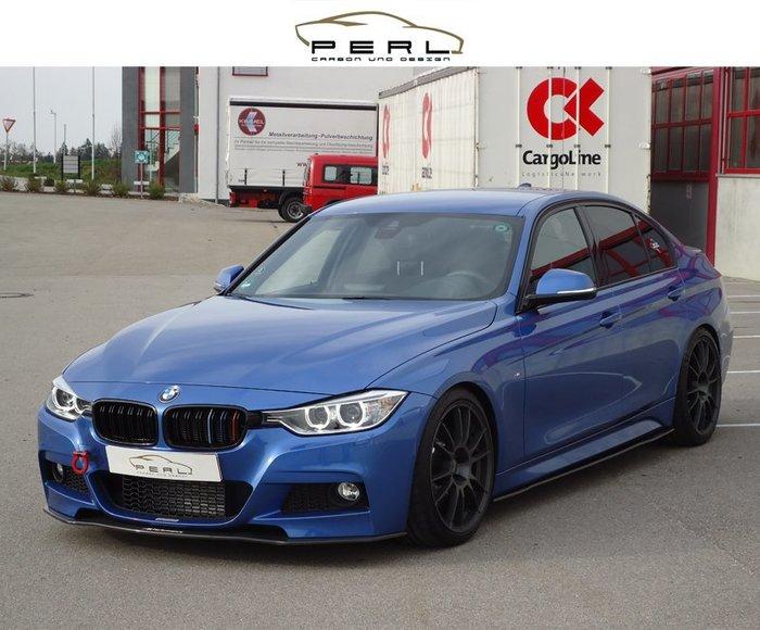 【樂駒】Perl Carbon Design BMW F30 F31 M Paket LCI 側裙 車側 飾板 碳纖維