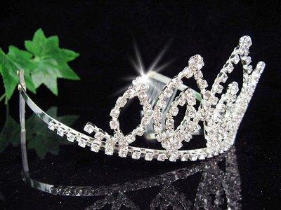 結婚飾物;結婚頭飾;新娘婚禮配件;新娘髮飾;婚禮頭飾;BRIDE BRIDAL HEADPIECE; WEDDING TIARA COMB#1614