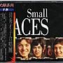 ◎1998全新CD未拆!60年代樂團-small faces-清秀才子合唱團-精選18首歡迎看圖與曲目◎