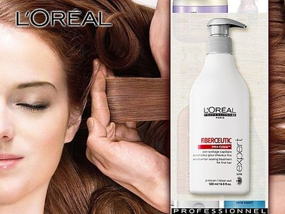 萊雅 L OREAL 髮纖重建髮膜(細軟髮) 【特價】§異國精品§另有 粗硬髮