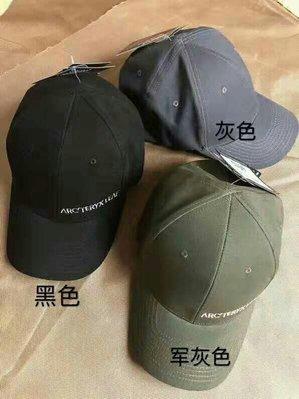 Arcteryx LEAF X Cap 始祖鳥軍版運動帽休閒帽棒球遮陽鴨舌帽let Fit 帽子14398保證真品