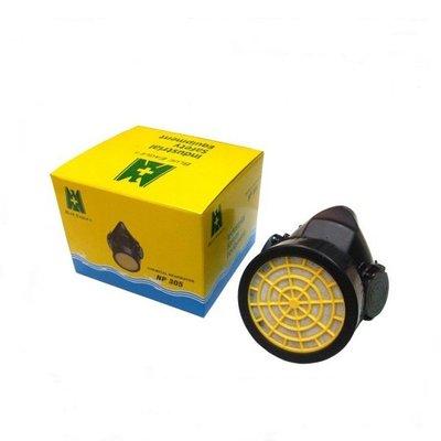 [ BaBa ] NP-305 藍鷹牌單罐防毒口罩  粉塵/有機/噴漆/酸性/農藥