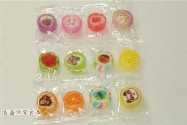 【吉嘉食品】手工造型糖(彩繪糖) 300公克 [#300]{6262-16}