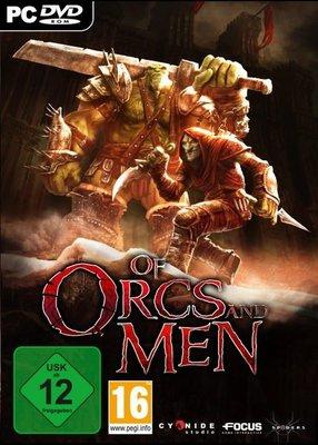 【傳說企業社】PCGAME-Of Orcs and Men 獸與人(英文版)