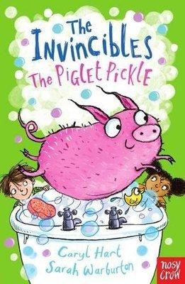*小貝比的家*THE NVINCIBLES:THE PIGLET PICKLE/平裝/7~12歲