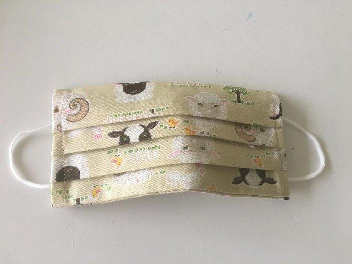 [凱溢] 防疫大作戰! 台灣製造 口罩套 口罩 口罩防塵套 可清洗 重複使用 親子 成人 大人 小孩 兒童口罩 手工縫製
