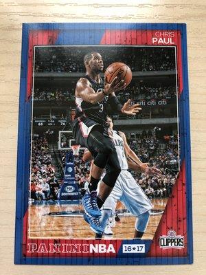 Chris Paul #24 2016-17 Panini NBA Hoops