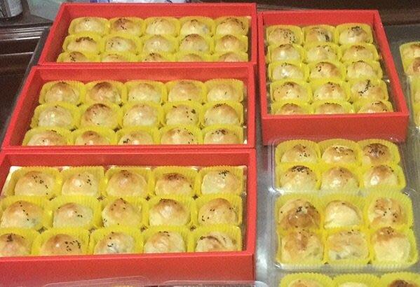 彰化 不二坊 蛋黃酥 15入(原不二家) 3盒免運¥詰立貿易¥016