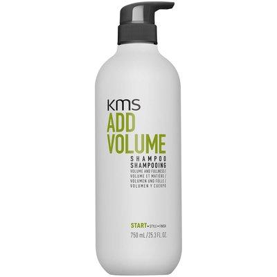 *美麗研究院*KMS 豐盈洗髮精 750ml 細軟髮