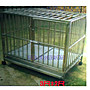 ◎酷比寵物生活館◎台灣製造組合式3尺*2尺白鐵狗籠不銹鋼角管籠適合小/中型犬.贈尿布墊