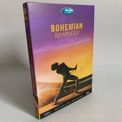 波西米亞狂想曲 Bohemian Rhapsody高清DVD9碟片奧斯卡獎電影 精美盒裝