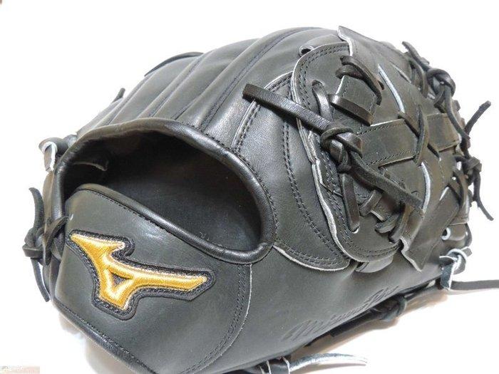 貳拾肆棒球-Mizuno pro 日本職棒石川雅規特別訂作硬式投手手套展示品