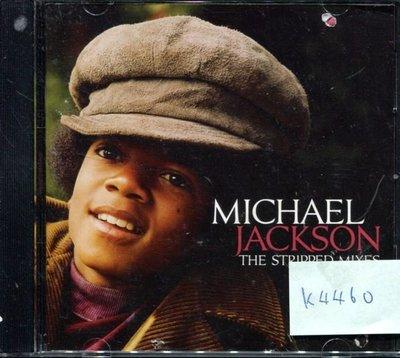 *真音樂* MICHAEL JACKSON / STRIPPED 二手 K4460 (封面底破.CD有缺口不影響讀取)