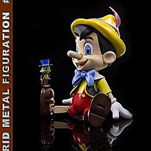 Hero Hero Cross 超合金 HMF 014 Disney 迪士尼 Pinocchio 小木偶 皮諾丘