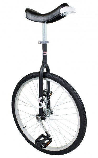 OnlyOne unicycle 507 mm (24″) black