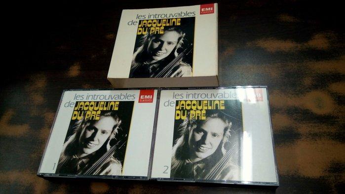 好音悅 Jacqueline du Pre 杜普蕾 大提琴名演集 6CD EMI USA美版 724356813229