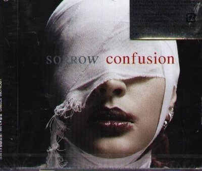 K - SORROW - confusion - 日版 - NEW