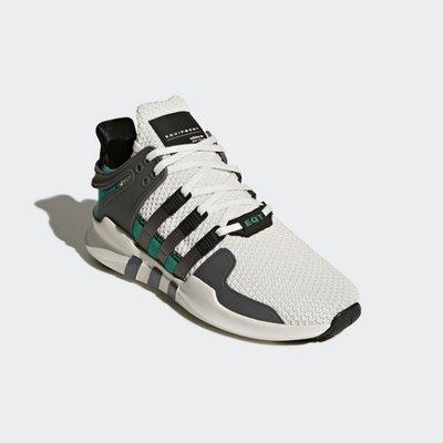 # ADIDAS EQT SUPPORT ADV SHOES 白灰綠 透氣 休閒 慢跑鞋 女鞋 CQ2250 YTS
