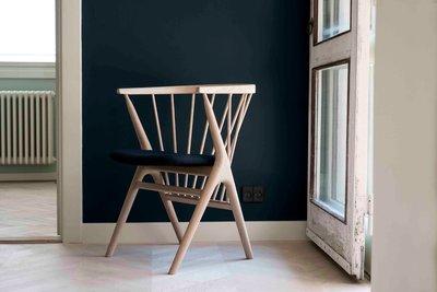 =Mills訂製家具=近原裝 Sibast No 8. Chair 餐椅.書椅.化妝椅/北歐經典椅/MIT手工客製