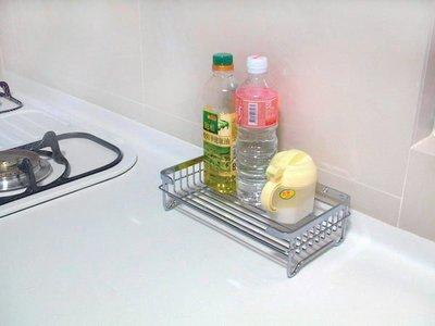 ☆成志金屬廠 ☆ S-200-1B 不銹鋼廚房置物架 調味料罐架,落地式可直接擺放於檯面。