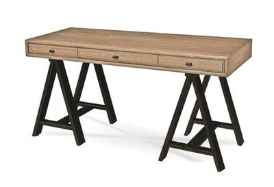 【台大復刻家具】三抽實木書桌  3-Drawer desk 【只接期貨單】香杉實木