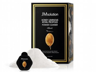 韓國 JMsolution 盈潤蜂膠保濕洗顏粉(30入)【小7美妝】
