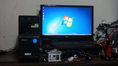 二手電腦主機-Intel Core i5-2500K-3600 MHz(LGA1155)--(正4核心)(正四核)