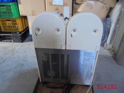 【全冠】SHOP元揚 SH-2GL SLUSH 雪泥思樂冰機 製冰機 缺上下座配件 便宜賣 110V(B14182)