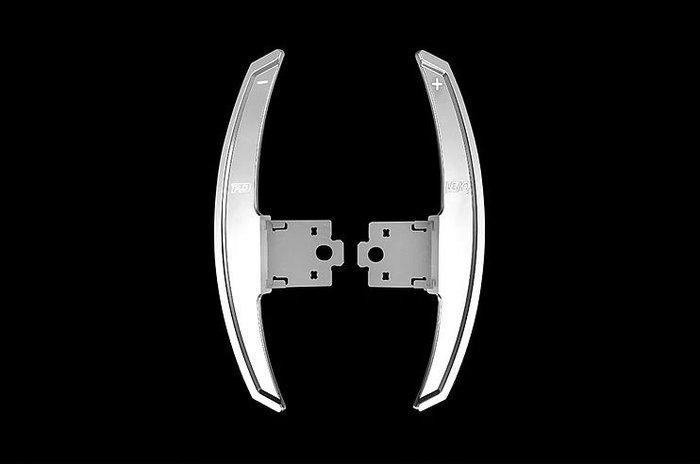 LEYO PD Paddle 鋁合金 換檔 撥片 BMW 寶馬 F87 M2 專用 銀 PBW001