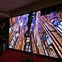 億達光電   發明專利   p3    150到500吋大電視   宴會廣場  舞台螢幕  取代投影機