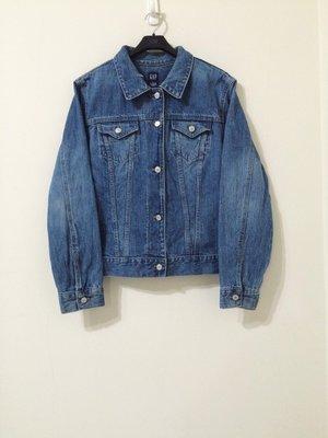 古著 Vintage 90's Gap 牛仔外套 丹寧牛仔夾克