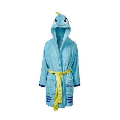 【丹】暴雪商城_Cute But Deadly Murloc Robe 魔獸世界 莫奇 漁人 睡衣 浴袍