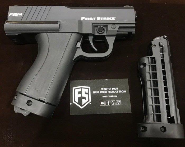 Speed千速(^_^)FIRST STRIKE COMPACT - FSC 鎮暴槍 短小好攜帶