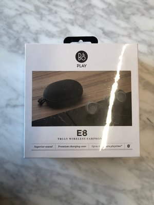 Bang And Olufsen B&O Beoplay E8 Wireless Earphones Headphones Earbuds