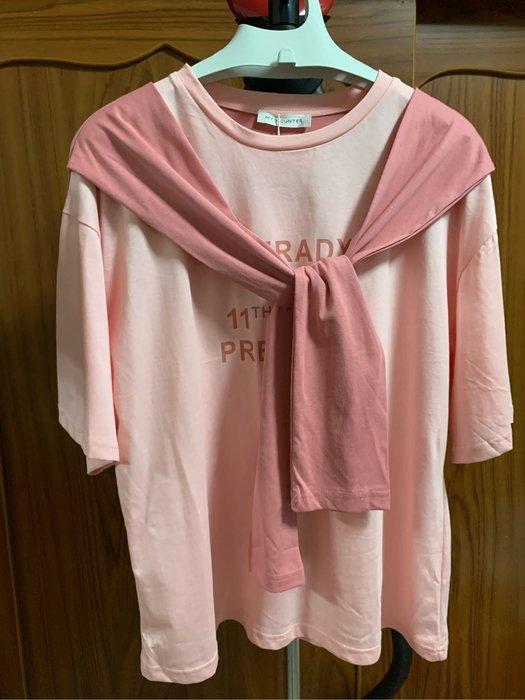 ⭐️謝決議價⭐️原創設計師上衣,95%棉 5%萊卡