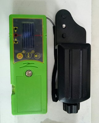 【宏盛測量儀器】LAISAI雷射墨線儀 紅光/綠光通用 接收器 1mm精度 (含稅)