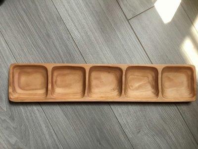 日本製原木分隔盤  499+1元起標