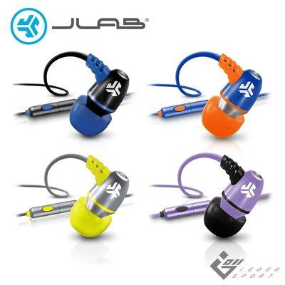 【公司現貨/ 一年保固】JLab Metal 入耳式耳機