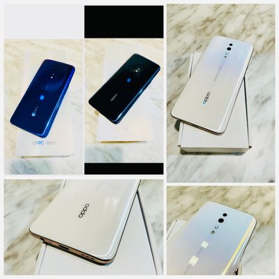 🐼二手機 OPPO Reno Z (雙卡雙待 6.4吋 8GB 128G 指紋辨識)