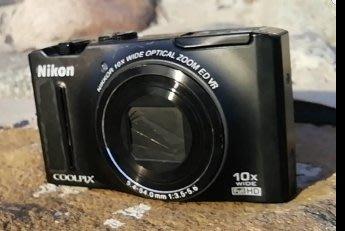 NIKON S8100 數位相機 二手保固七日 正常品 取代s8000