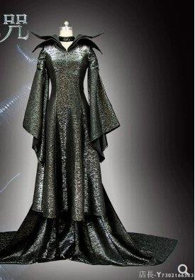 免運 沉睡魔咒 瑪琳菲森全套 Maleficent 黑魔后萬圣節Halloween  DXDM-202