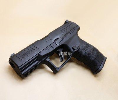台南 武星級 UMAREX PPQ M2 鎮暴槍 11mm CO2槍(防身震撼槍武器保全警衛行車糾紛BB槍手槍漆彈槍短槍