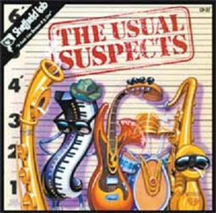 Sheffield lab The Usual Suspects CD 普通嫌疑犯