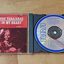 AV100 | Los Indios Tabajaras 大紅番Always in My Heart 罕見濛字天龍版 CD