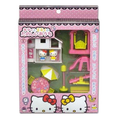 地下尋寶庫:日本進口三麗鷗凱蒂貓HELLO KITTY公園玩具 生日新年禮物 大台北可面交