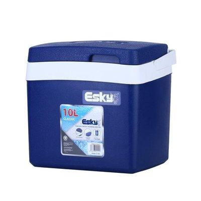 行動冰箱-Esky移動戶外保溫箱冰塊箱釣魚箱車載冰箱送外賣便攜手提箱
