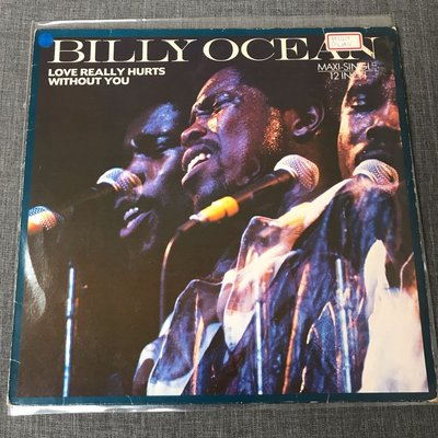 Billy Ocean – Love Really Hurts Without You 單曲 黑膠